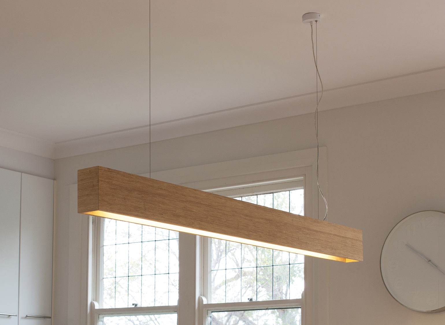 linear products suspended lopen lighting x light